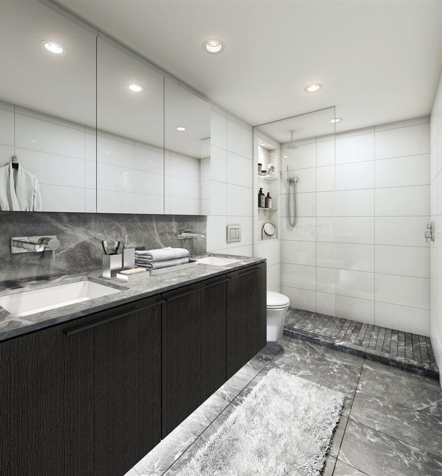 Condo Apartment at 1408 1111 RICHARDS STREET, Unit 1408, Vancouver West, British Columbia. Image 4
