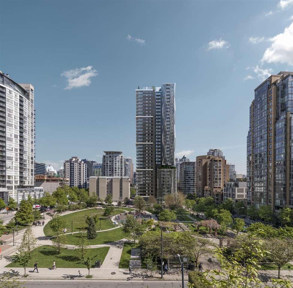 Condo Apartment at 2905 1111 RICHARDS STREET, Unit 2905, Vancouver West, British Columbia. Image 6