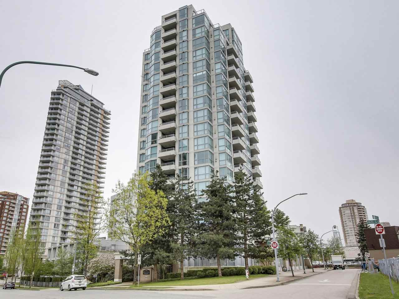 Condo Apartment at 1701 4788 HAZEL STREET, Unit 1701, Burnaby South, British Columbia. Image 1