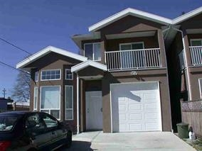 Half-duplex at 7421 14TH AVENUE, Burnaby East, British Columbia. Image 1
