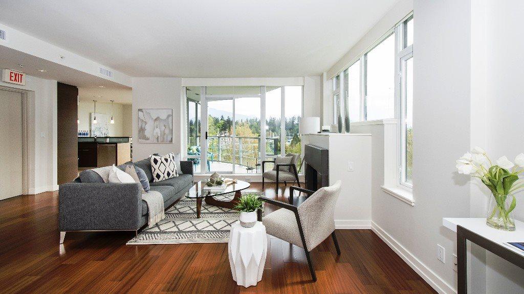 Condo Apartment at 401 1985 ALBERNI STREET, Unit 401, Vancouver West, British Columbia. Image 10
