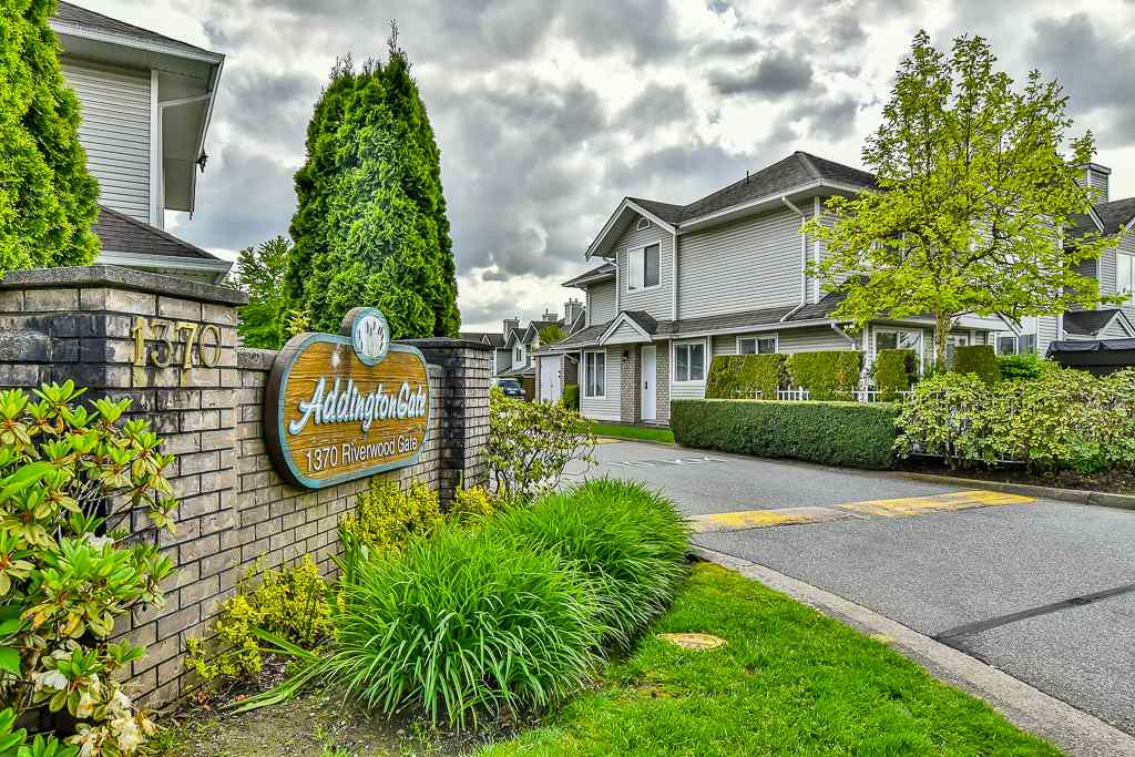 Townhouse at 49 1370 RIVERWOOD GATE, Unit 49, Port Coquitlam, British Columbia. Image 20