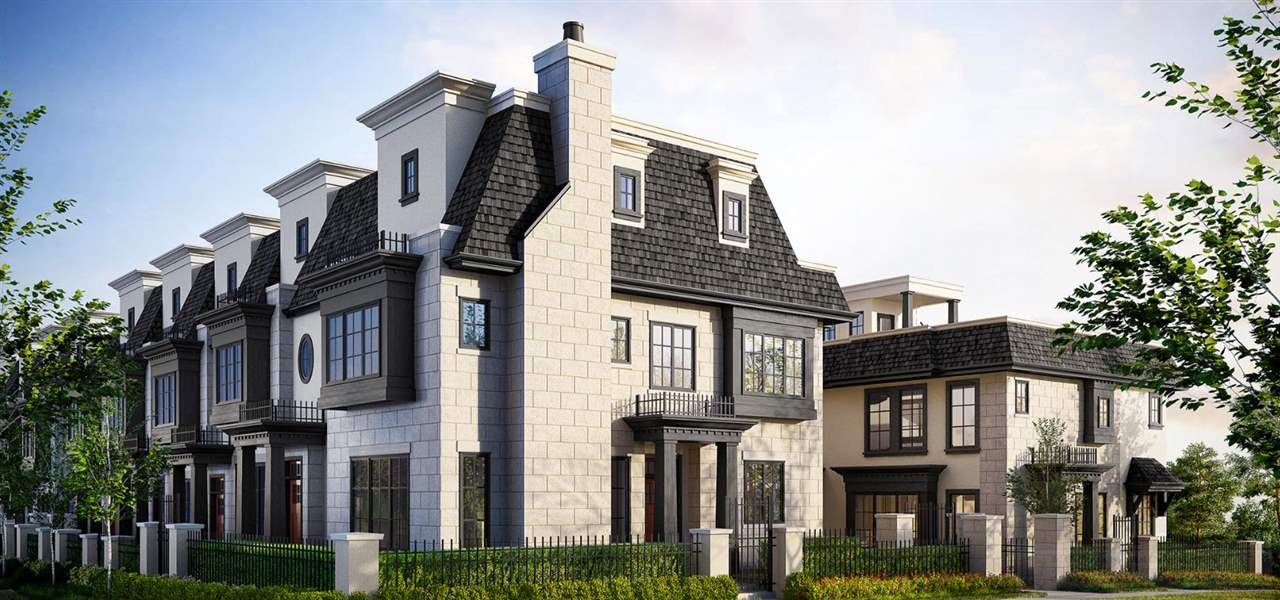 Townhouse at 11 1508 W 57TH AVENUE, Unit 11, Vancouver West, British Columbia. Image 3