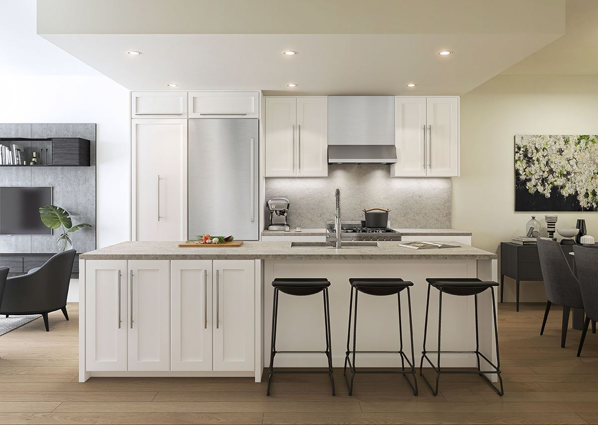 Townhouse at 11 1508 W 57TH AVENUE, Unit 11, Vancouver West, British Columbia. Image 6