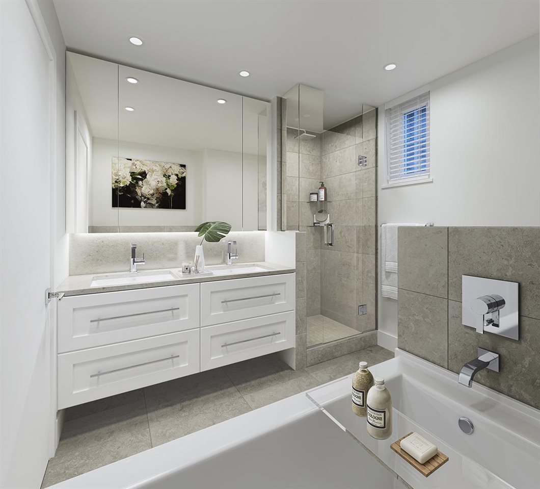 Townhouse at 11 1508 W 57TH AVENUE, Unit 11, Vancouver West, British Columbia. Image 8