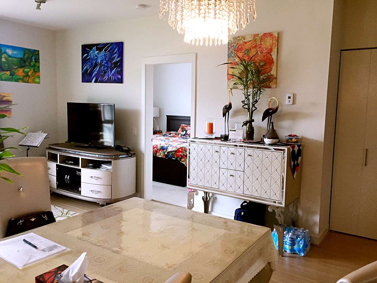 Condo Apartment at 613 5981 GRAY AVENUE, Unit 613, Vancouver West, British Columbia. Image 1