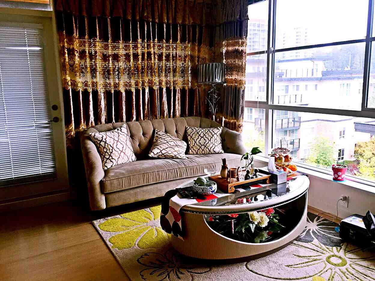 Condo Apartment at 613 5981 GRAY AVENUE, Unit 613, Vancouver West, British Columbia. Image 2