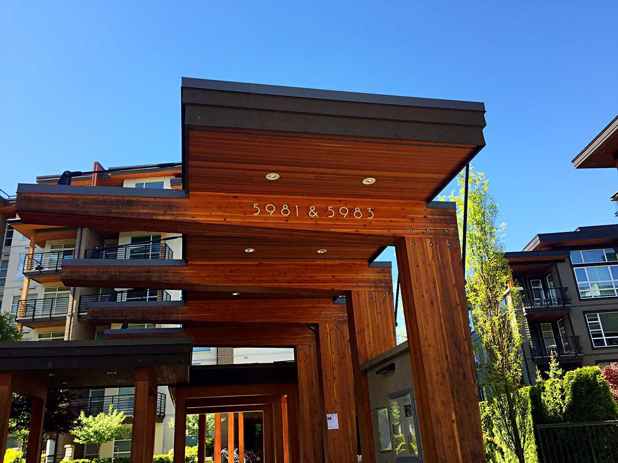 Condo Apartment at 613 5981 GRAY AVENUE, Unit 613, Vancouver West, British Columbia. Image 9