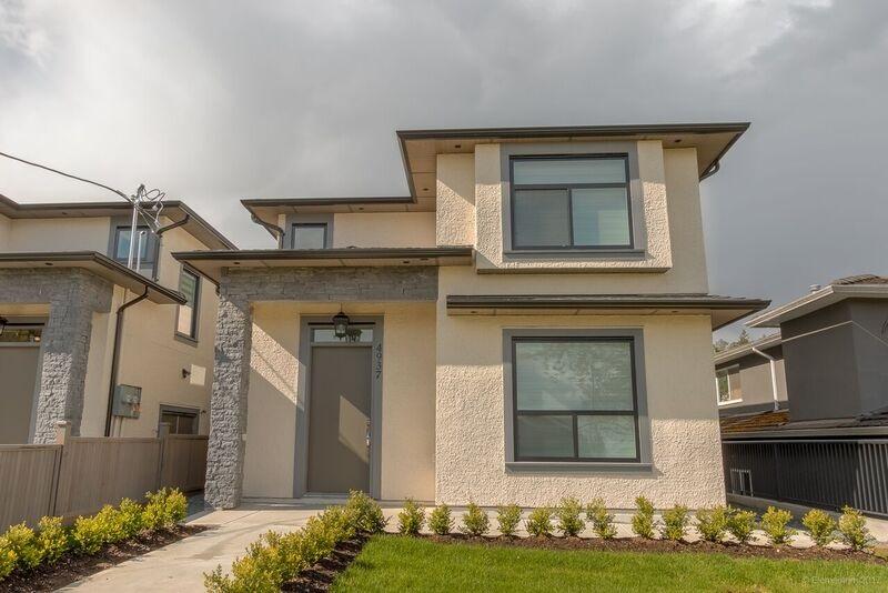 Half-duplex at 4937 GEORGIA STREET, Burnaby North, British Columbia. Image 1