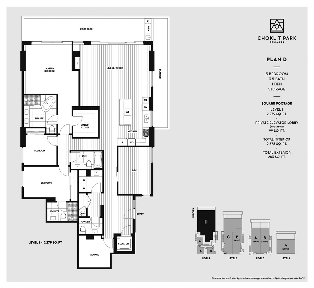 Townhouse at TH-1 1107 W 7TH AVENUE, Unit TH-1, Vancouver West, British Columbia. Image 5