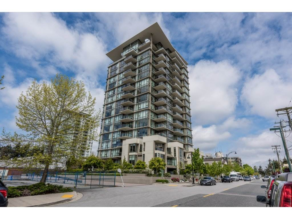 Condo Apartment at 601 1455 GEORGE STREET, Unit 601, South Surrey White Rock, British Columbia. Image 1