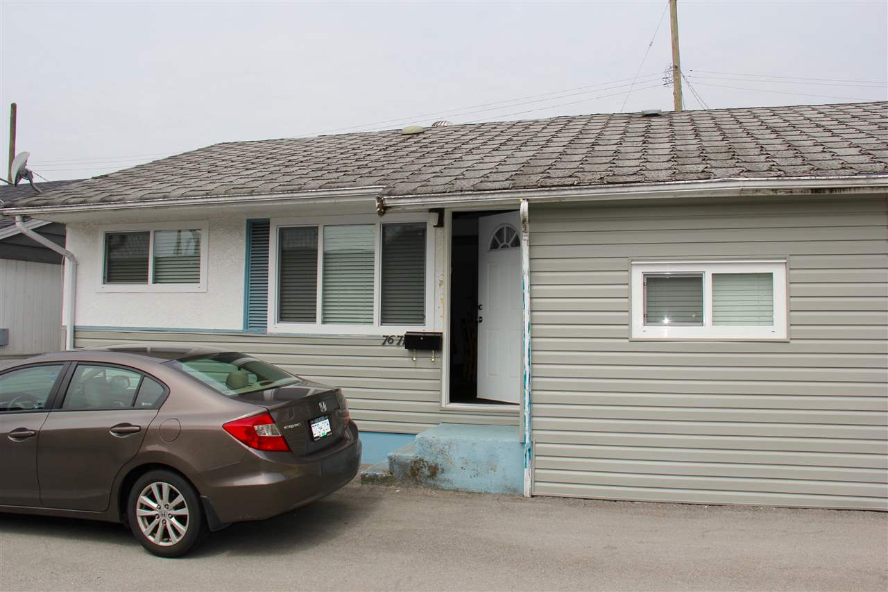 Townhouse at 7671 KINGSWAY, Burnaby East, British Columbia. Image 1