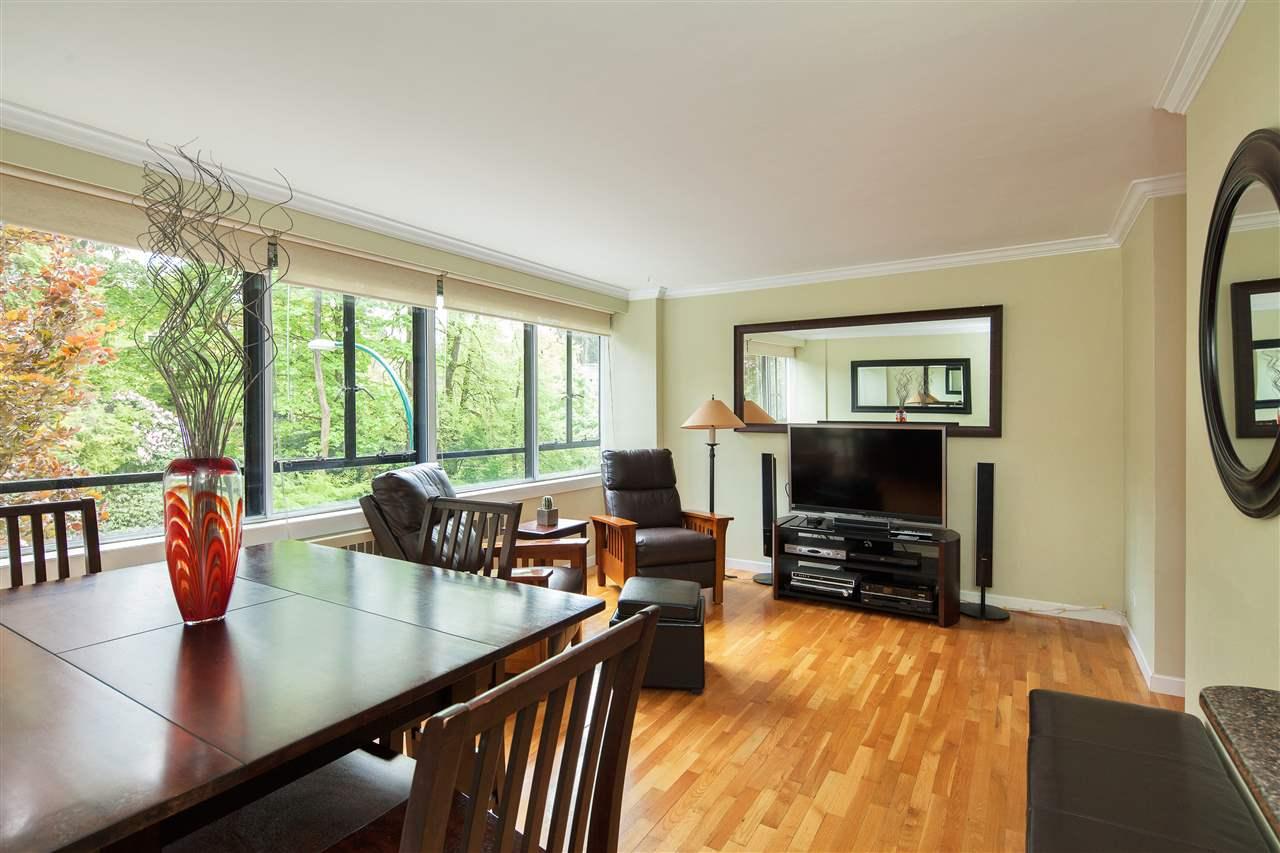 Condo Apartment at 511 1445 MARPOLE AVENUE, Unit 511, Vancouver West, British Columbia. Image 1