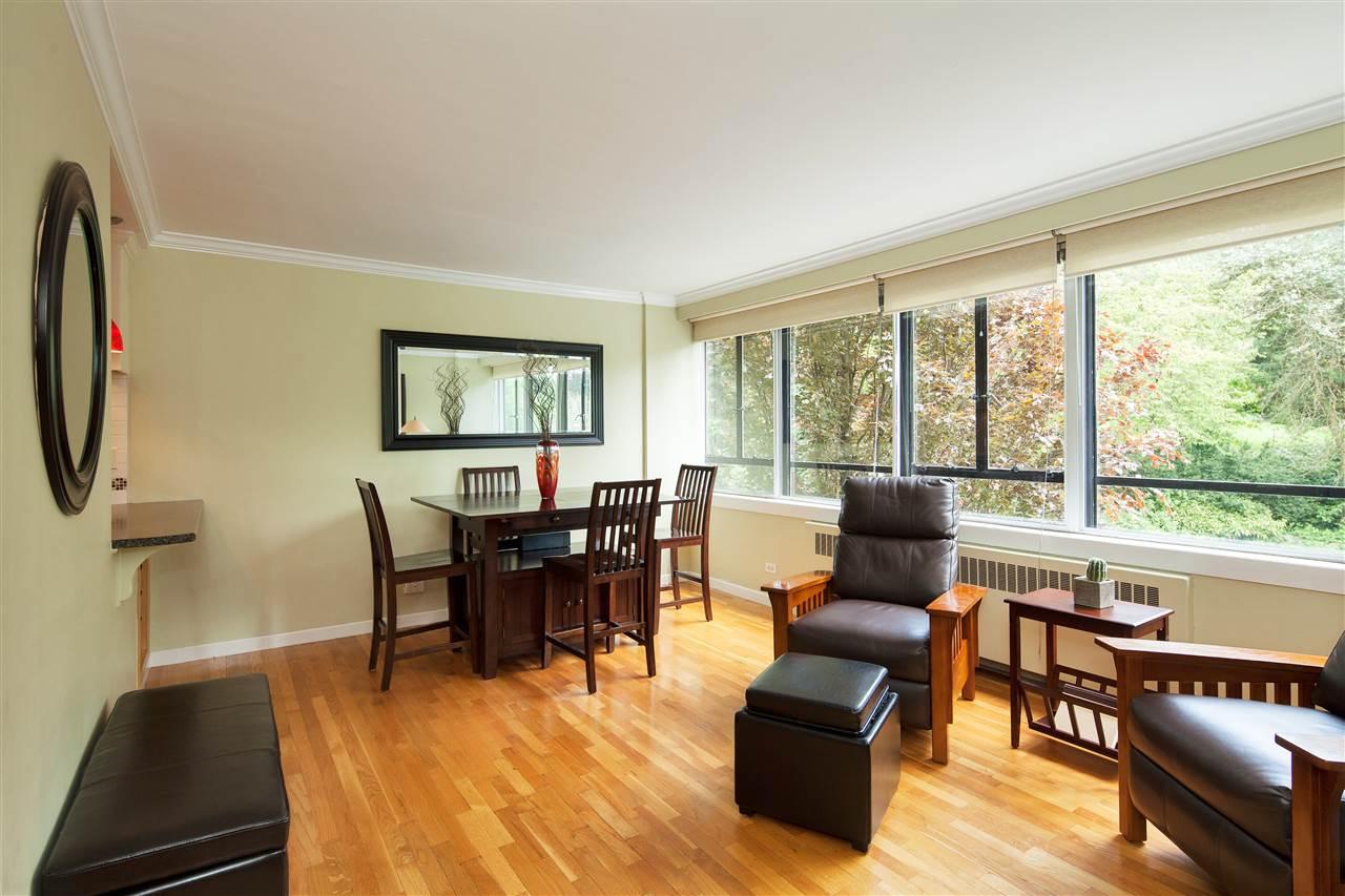 Condo Apartment at 511 1445 MARPOLE AVENUE, Unit 511, Vancouver West, British Columbia. Image 2