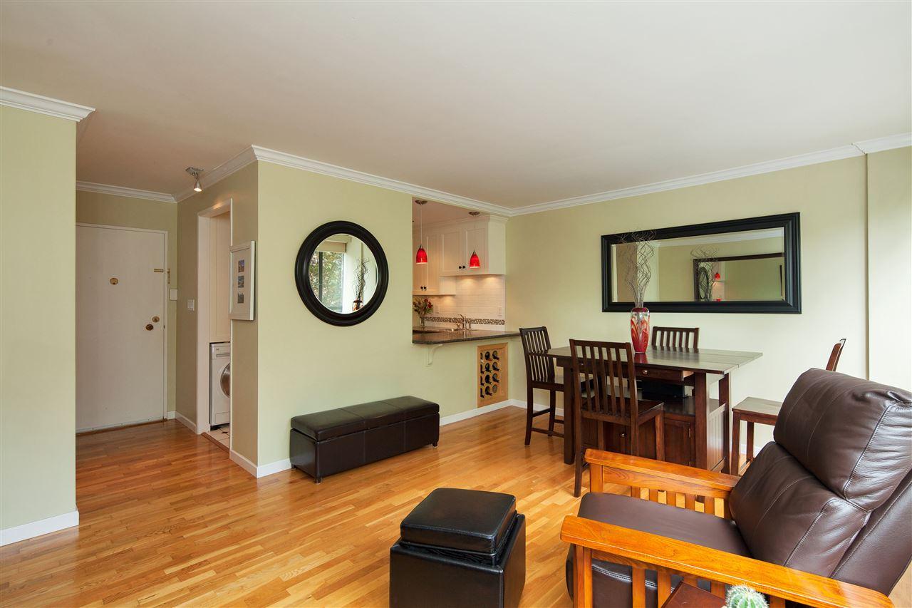 Condo Apartment at 511 1445 MARPOLE AVENUE, Unit 511, Vancouver West, British Columbia. Image 4