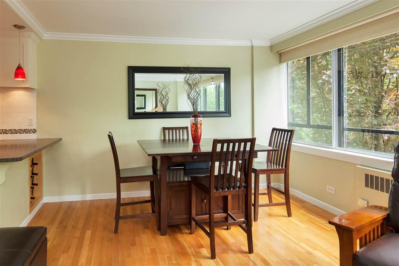Condo Apartment at 511 1445 MARPOLE AVENUE, Unit 511, Vancouver West, British Columbia. Image 5