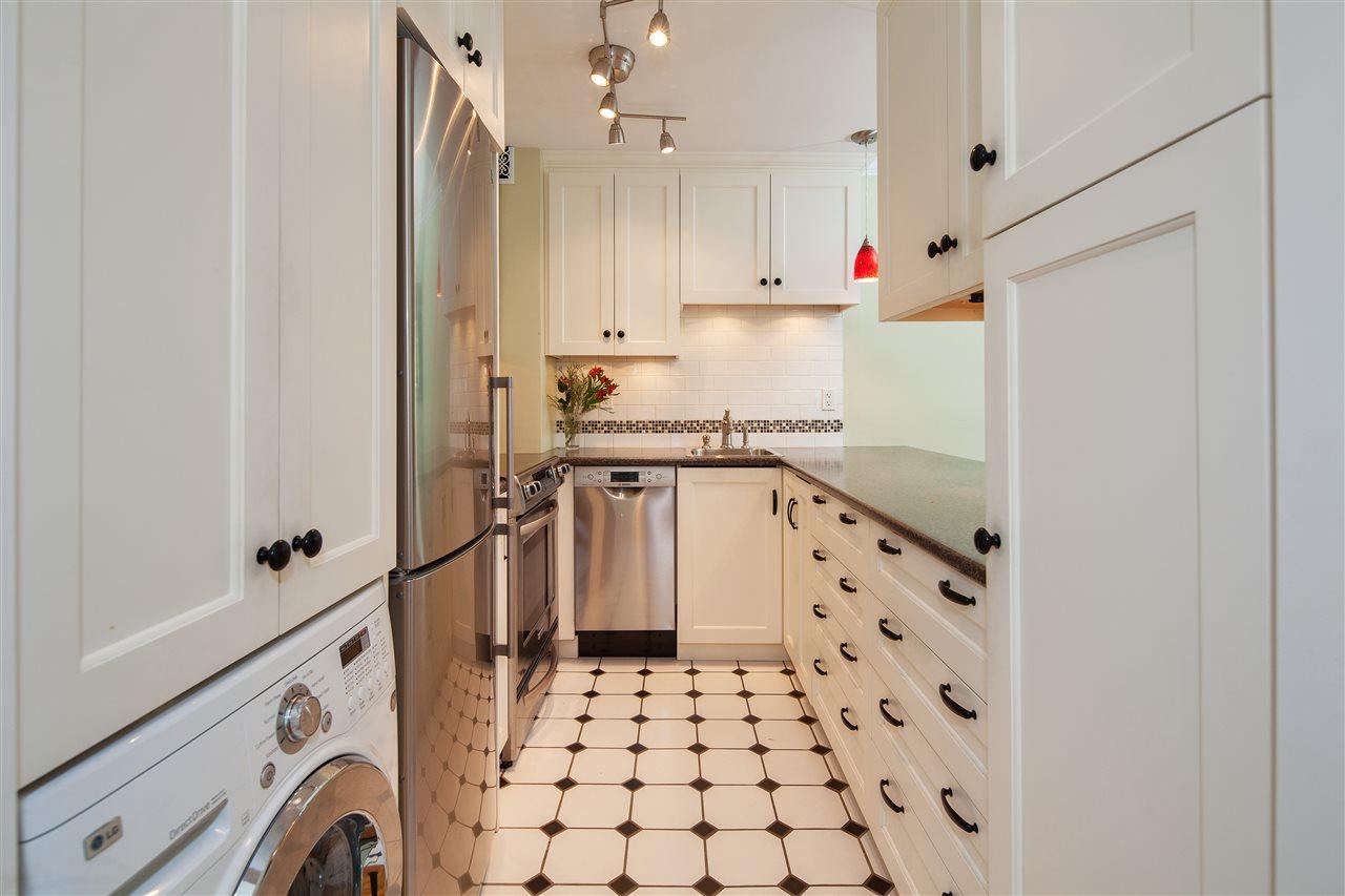Condo Apartment at 511 1445 MARPOLE AVENUE, Unit 511, Vancouver West, British Columbia. Image 8