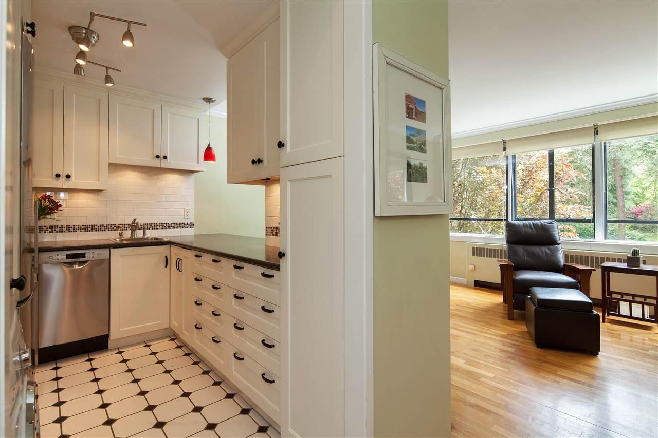 Condo Apartment at 511 1445 MARPOLE AVENUE, Unit 511, Vancouver West, British Columbia. Image 9