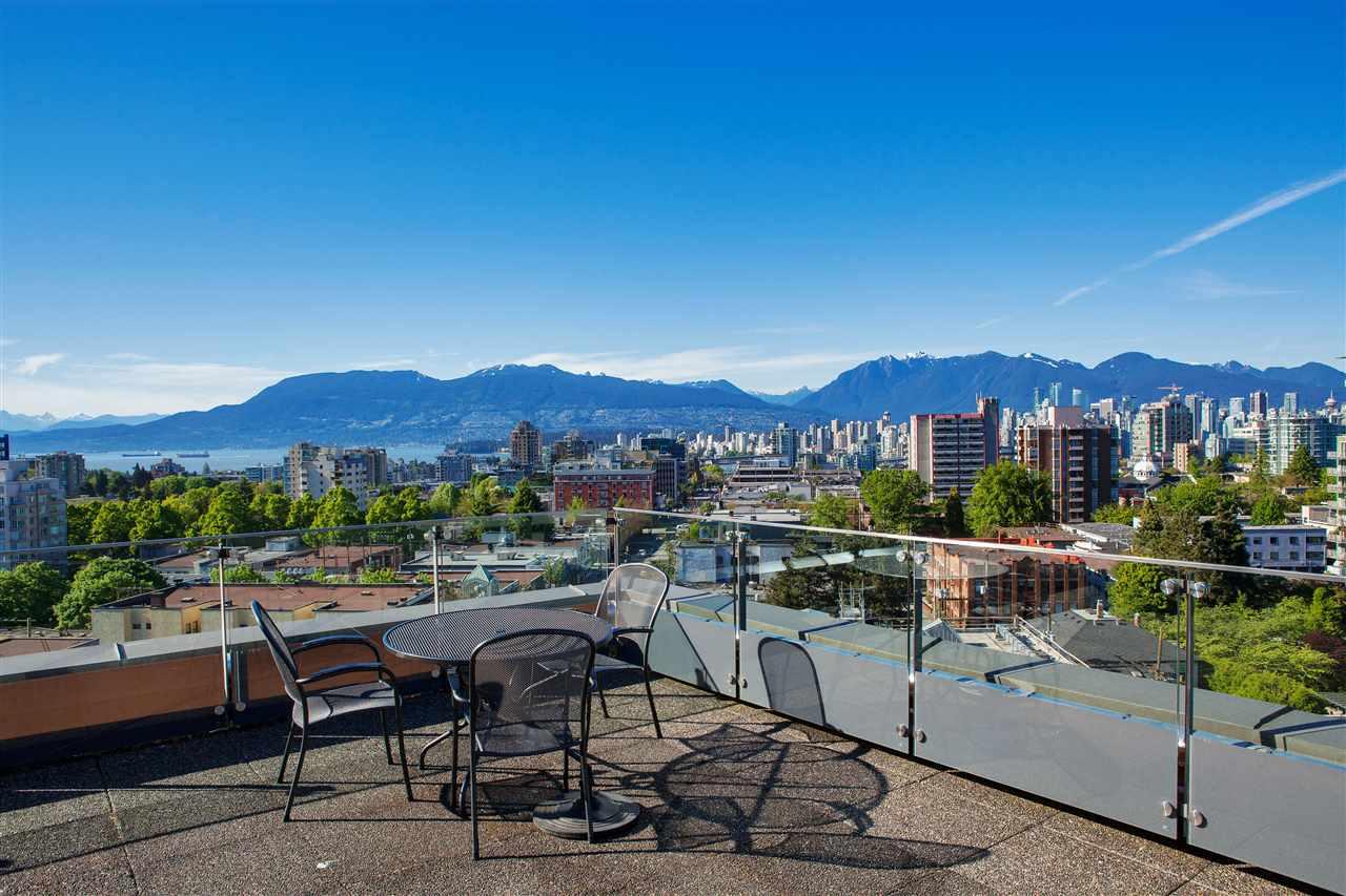 Condo Apartment at 511 1445 MARPOLE AVENUE, Unit 511, Vancouver West, British Columbia. Image 14