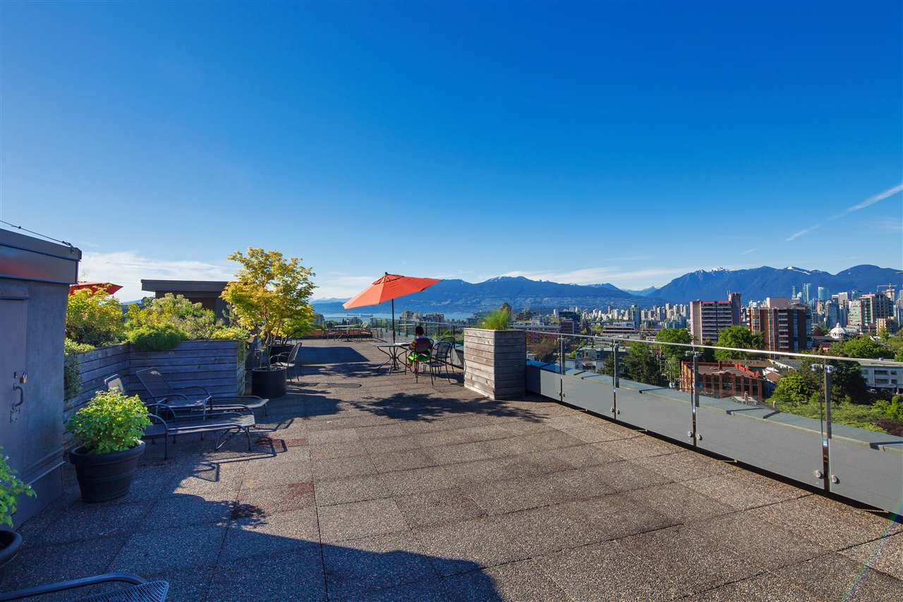 Condo Apartment at 511 1445 MARPOLE AVENUE, Unit 511, Vancouver West, British Columbia. Image 15