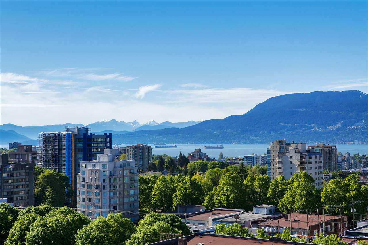 Condo Apartment at 511 1445 MARPOLE AVENUE, Unit 511, Vancouver West, British Columbia. Image 16