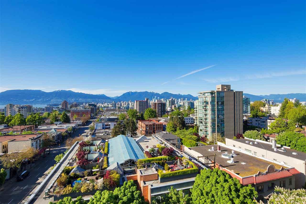 Condo Apartment at 511 1445 MARPOLE AVENUE, Unit 511, Vancouver West, British Columbia. Image 18