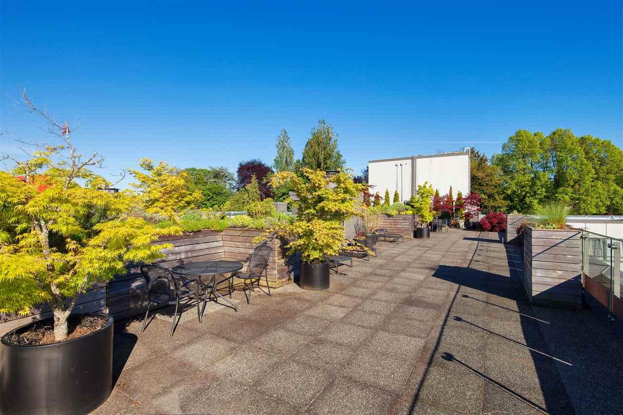 Condo Apartment at 511 1445 MARPOLE AVENUE, Unit 511, Vancouver West, British Columbia. Image 19
