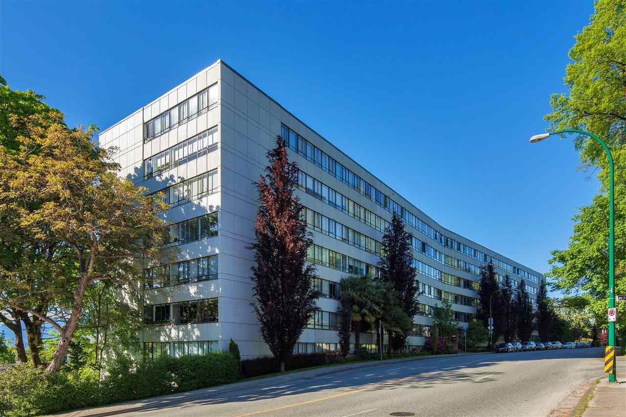 Condo Apartment at 511 1445 MARPOLE AVENUE, Unit 511, Vancouver West, British Columbia. Image 20