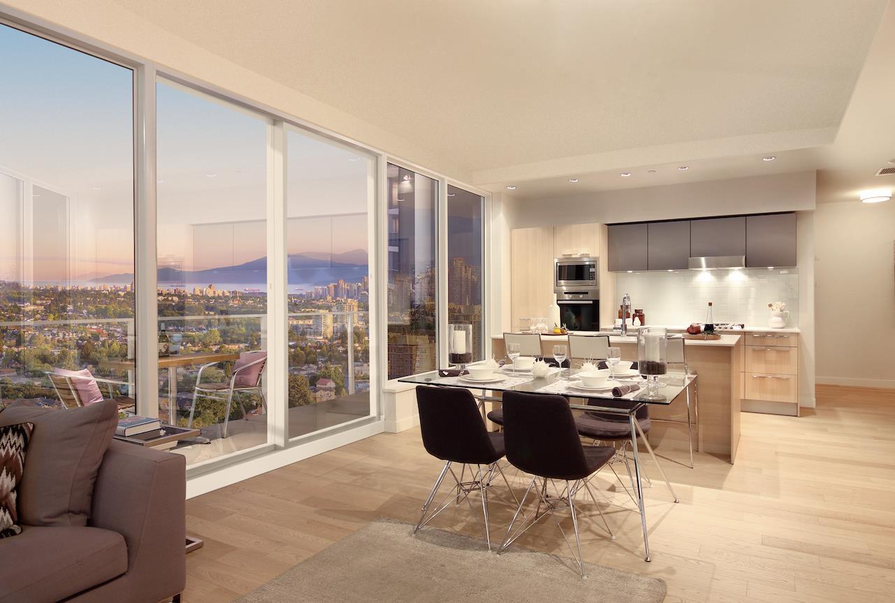 Condo Apartment at 1110NE 2220 KINGSWAY, Unit 1110NE, Vancouver East, British Columbia. Image 3