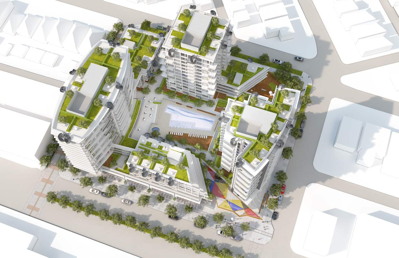 Condo Apartment at 1110NE 2220 KINGSWAY, Unit 1110NE, Vancouver East, British Columbia. Image 7