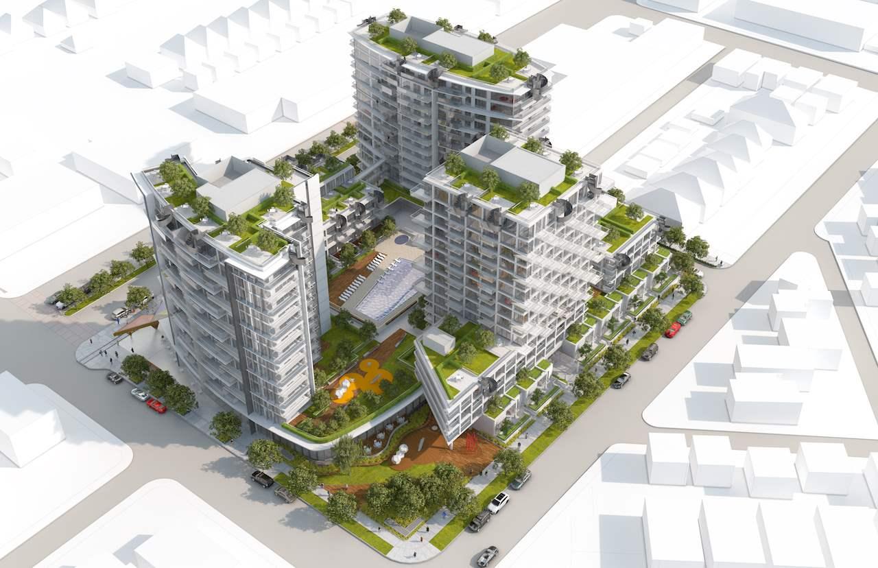 Condo Apartment at 1110NE 2220 KINGSWAY, Unit 1110NE, Vancouver East, British Columbia. Image 8