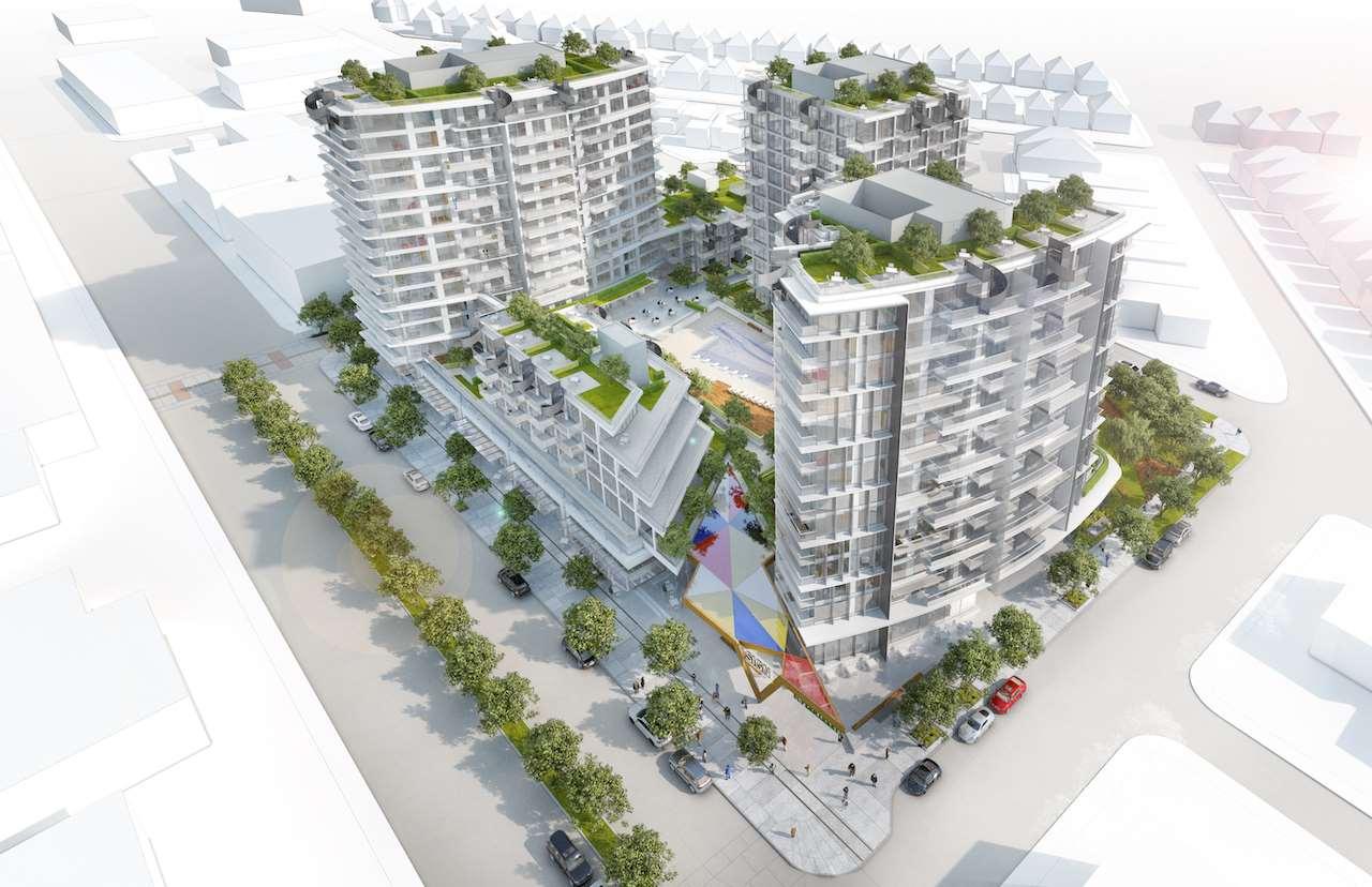 Condo Apartment at 1110NE 2220 KINGSWAY, Unit 1110NE, Vancouver East, British Columbia. Image 9