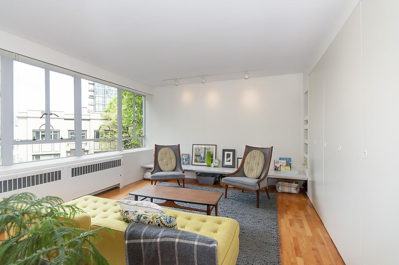 Condo Apartment at 218 1445 MARPOLE AVENUE, Unit 218, Vancouver West, British Columbia. Image 5