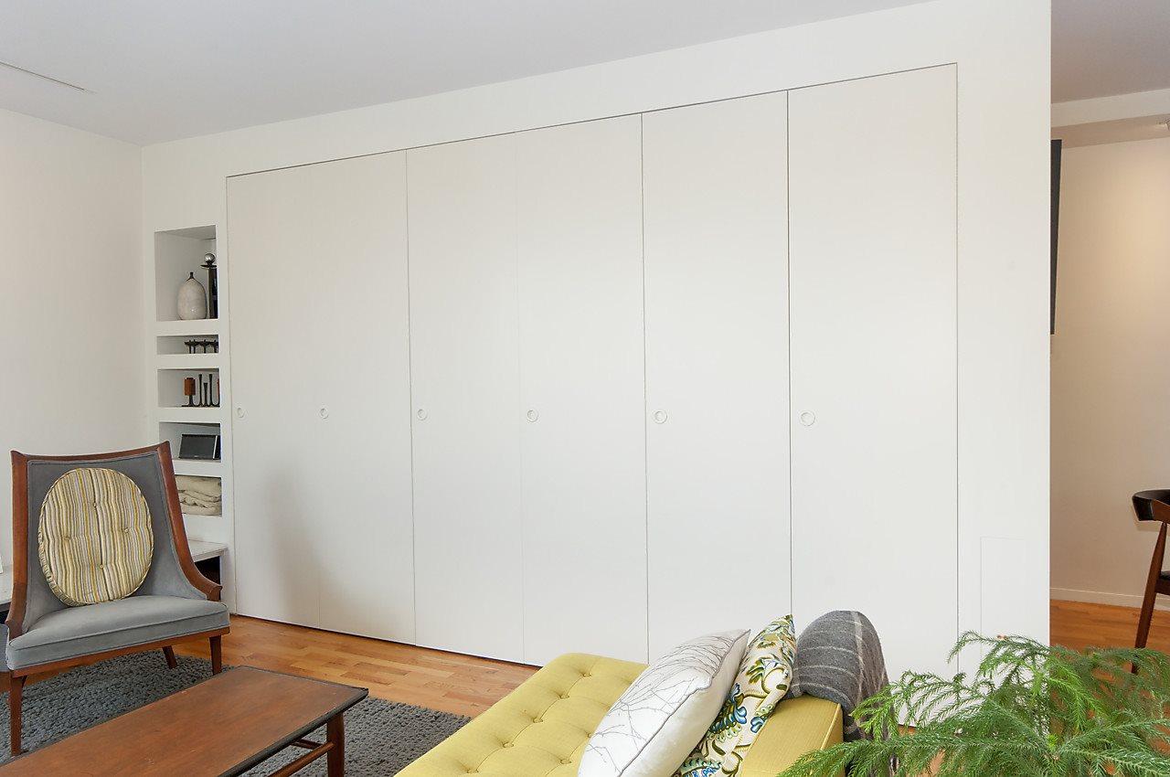 Condo Apartment at 218 1445 MARPOLE AVENUE, Unit 218, Vancouver West, British Columbia. Image 6