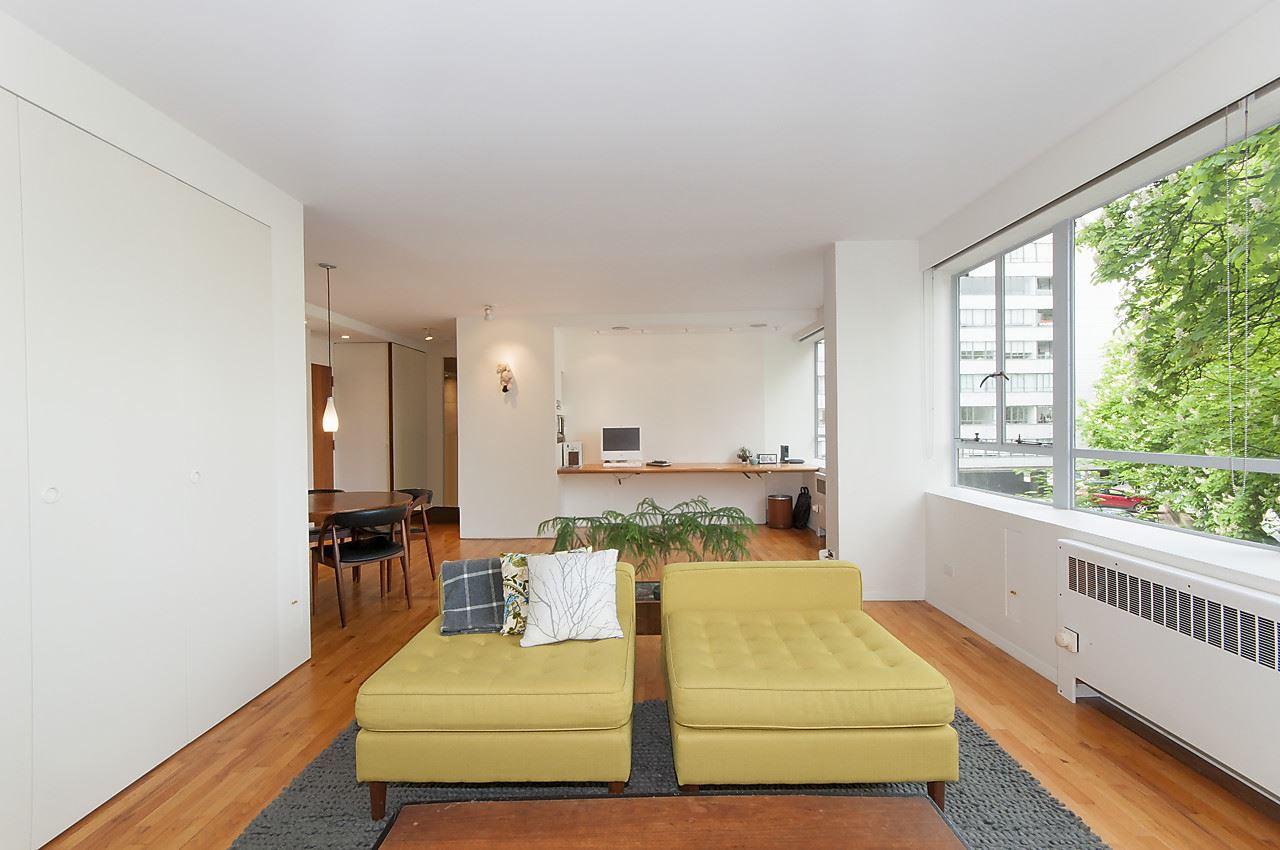 Condo Apartment at 218 1445 MARPOLE AVENUE, Unit 218, Vancouver West, British Columbia. Image 9