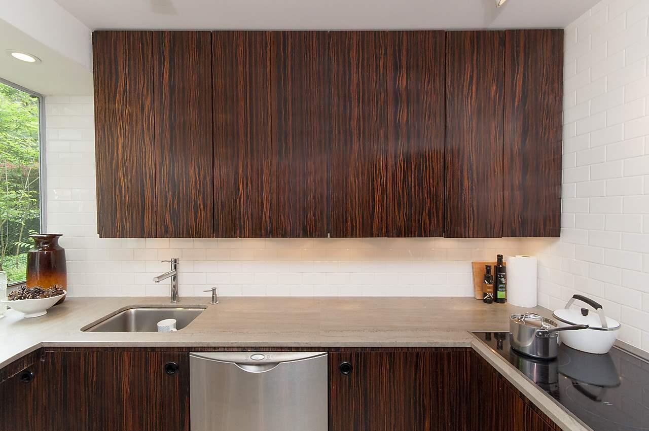 Condo Apartment at 218 1445 MARPOLE AVENUE, Unit 218, Vancouver West, British Columbia. Image 14