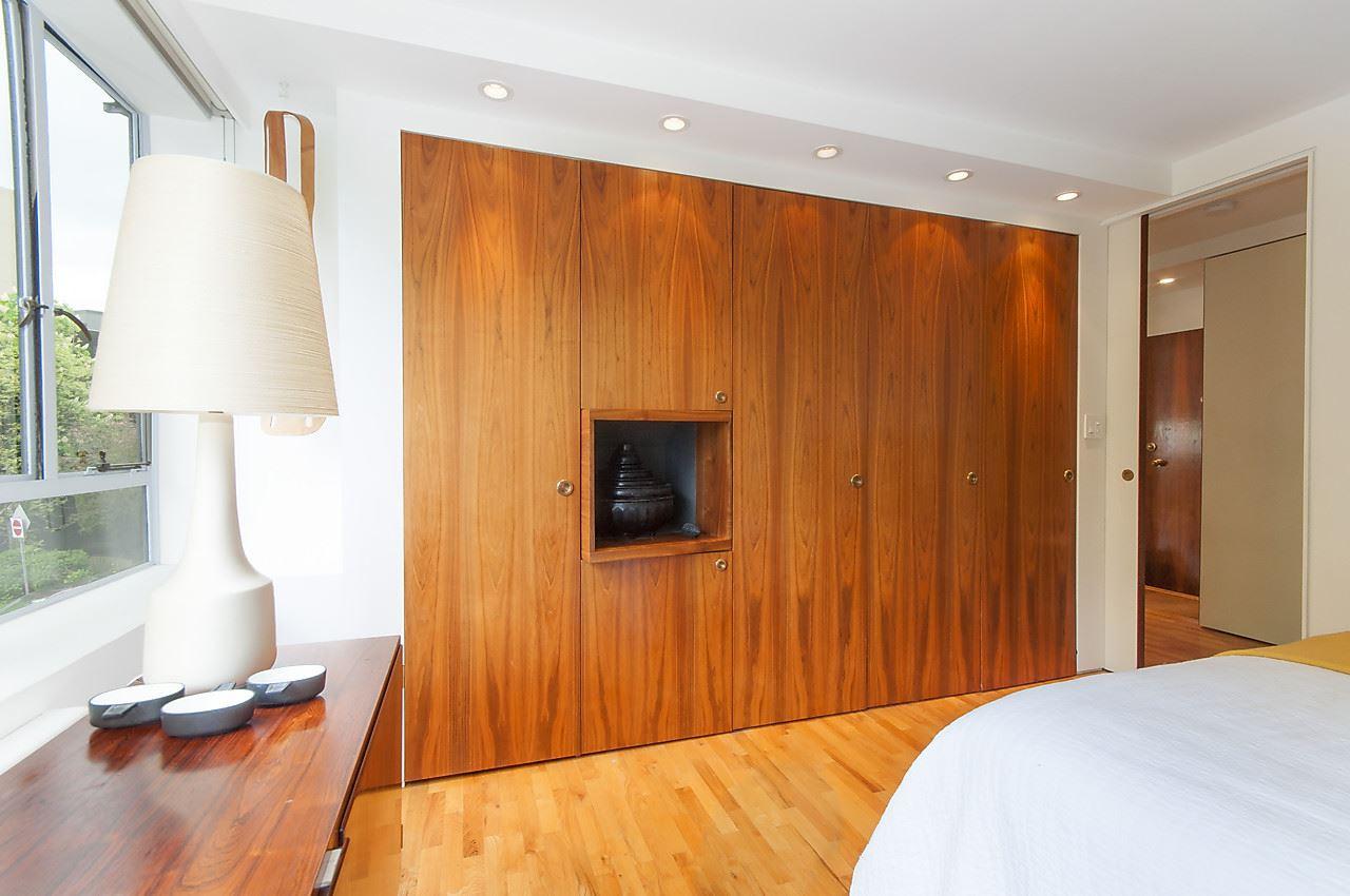Condo Apartment at 218 1445 MARPOLE AVENUE, Unit 218, Vancouver West, British Columbia. Image 18