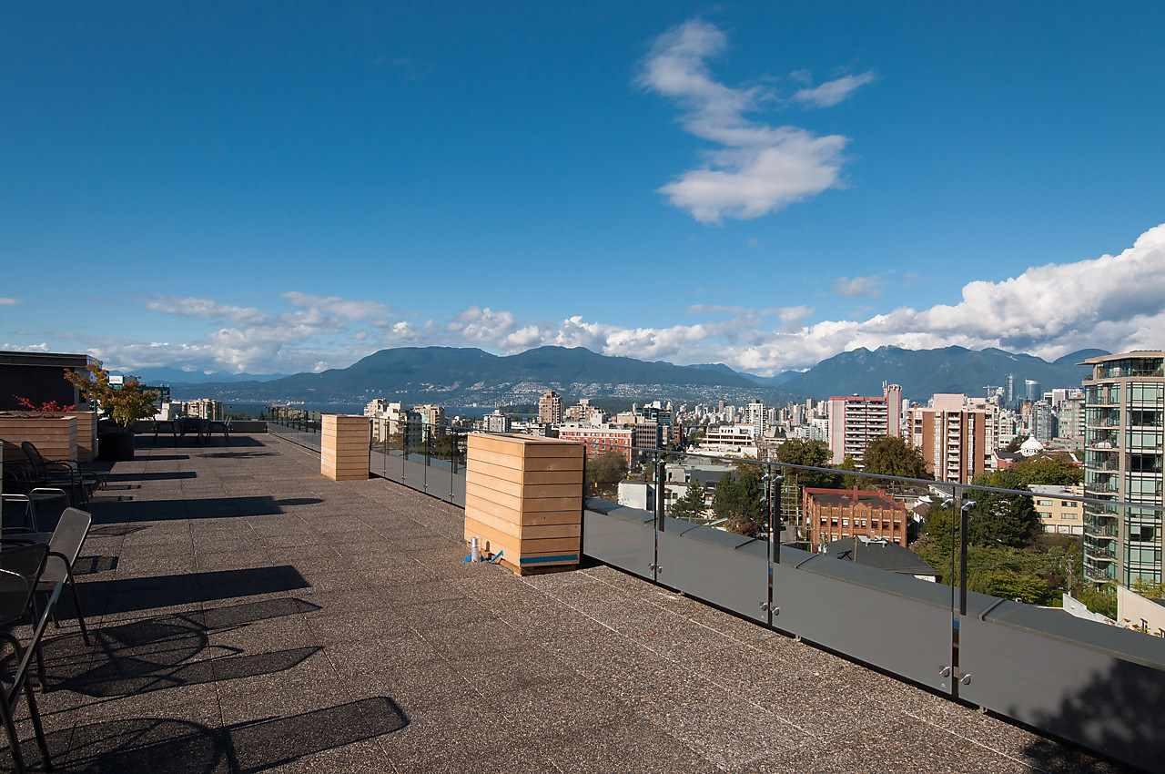Condo Apartment at 218 1445 MARPOLE AVENUE, Unit 218, Vancouver West, British Columbia. Image 20