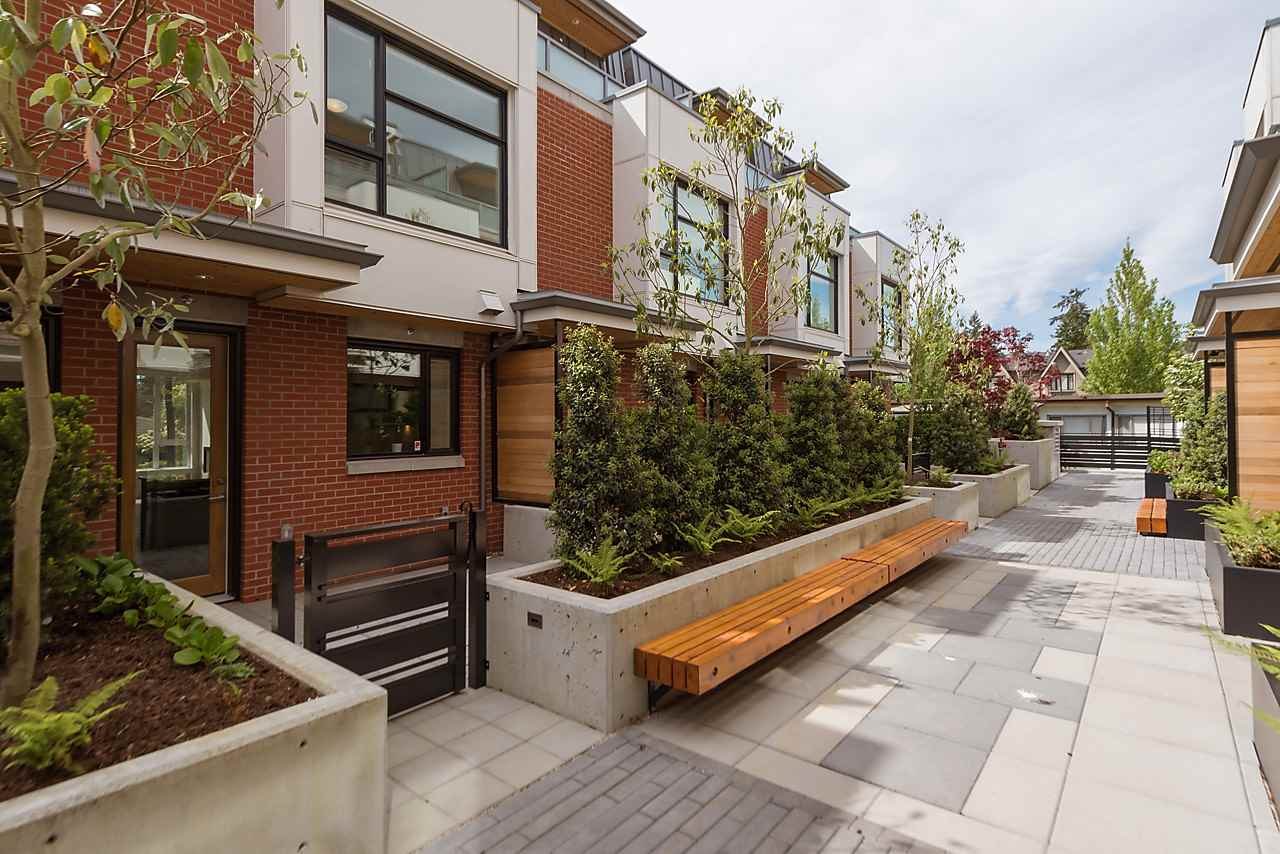 Townhouse at 5436 OAK STREET, Vancouver West, British Columbia. Image 18