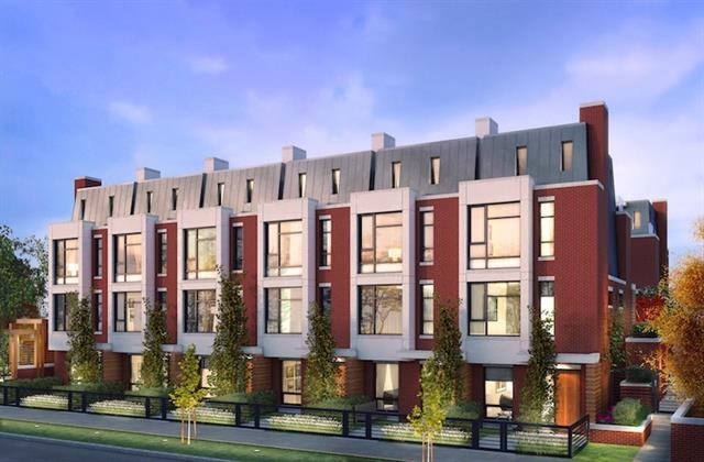 Townhouse at 5436 OAK STREET, Vancouver West, British Columbia. Image 20