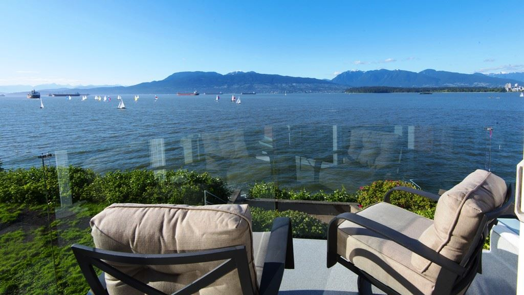 Half-duplex at 3175 POINT GREY ROAD, Vancouver West, British Columbia. Image 7