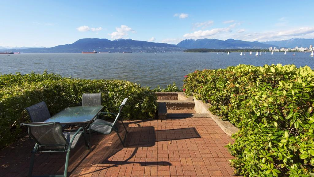 Half-duplex at 3175 POINT GREY ROAD, Vancouver West, British Columbia. Image 15