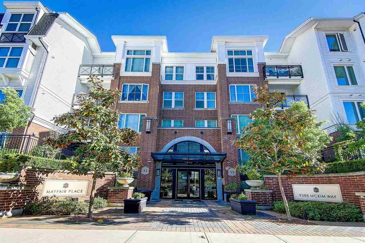 Condo Apartment at 401 9388 MCKIM WAY, Unit 401, Richmond, British Columbia. Image 2