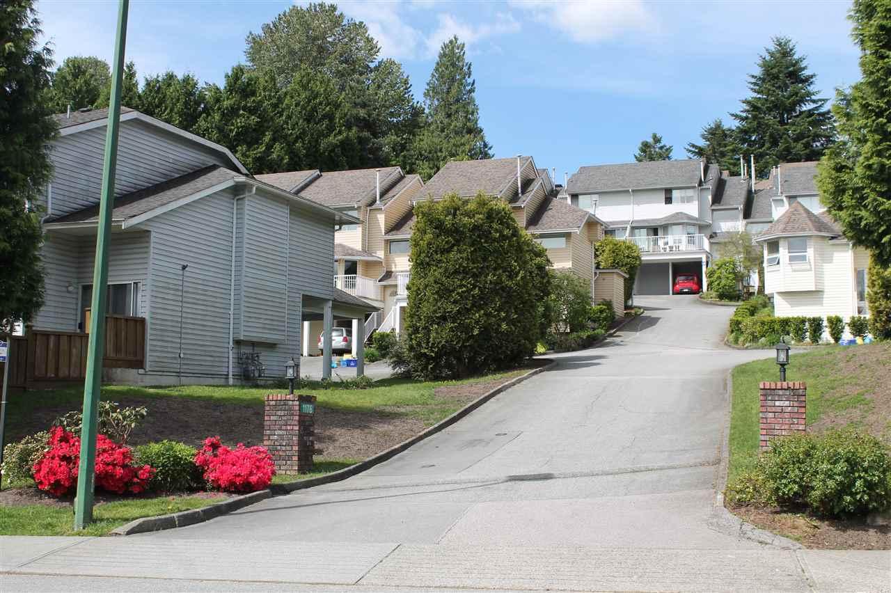 Townhouse at 201 1176 FALCON DRIVE, Unit 201, Coquitlam, British Columbia. Image 1