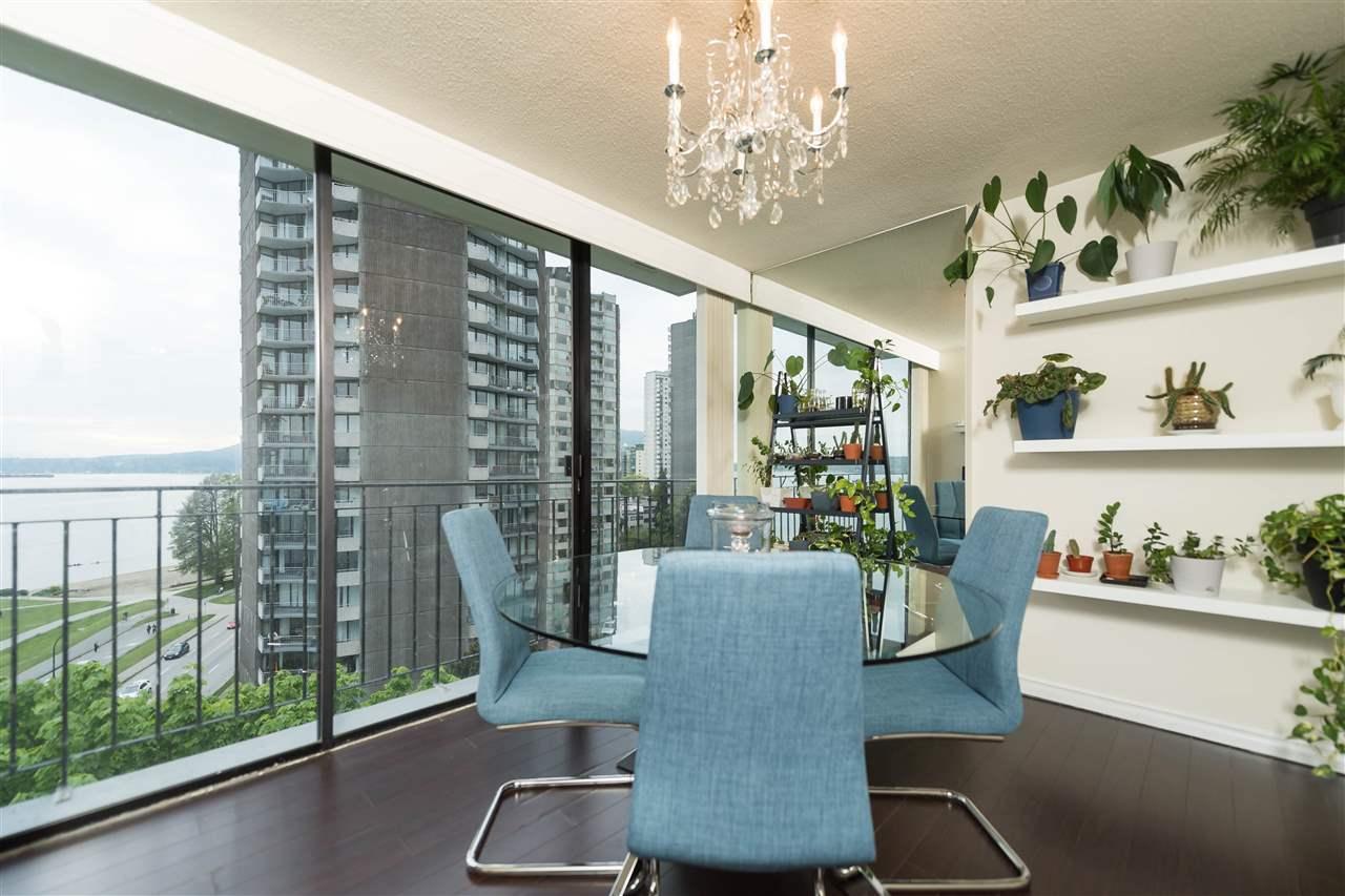 Condo Apartment at 1002 1575 BEACH AVENUE, Unit 1002, Vancouver West, British Columbia. Image 8