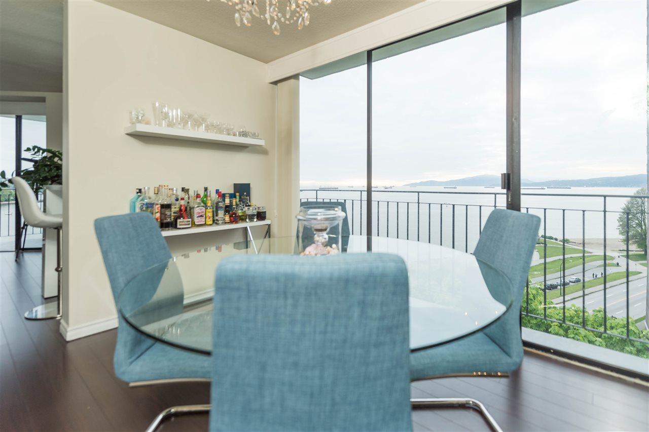 Condo Apartment at 1002 1575 BEACH AVENUE, Unit 1002, Vancouver West, British Columbia. Image 9
