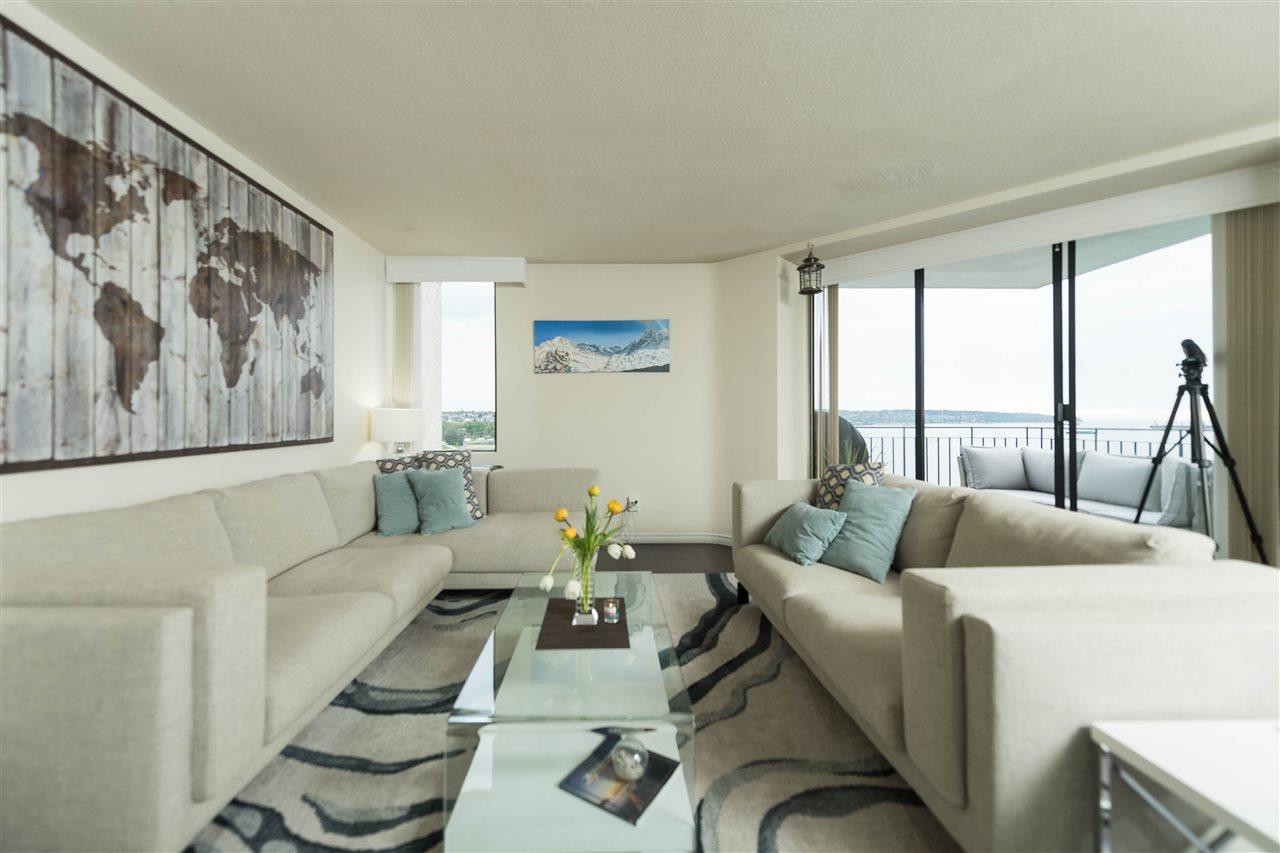 Condo Apartment at 1002 1575 BEACH AVENUE, Unit 1002, Vancouver West, British Columbia. Image 11
