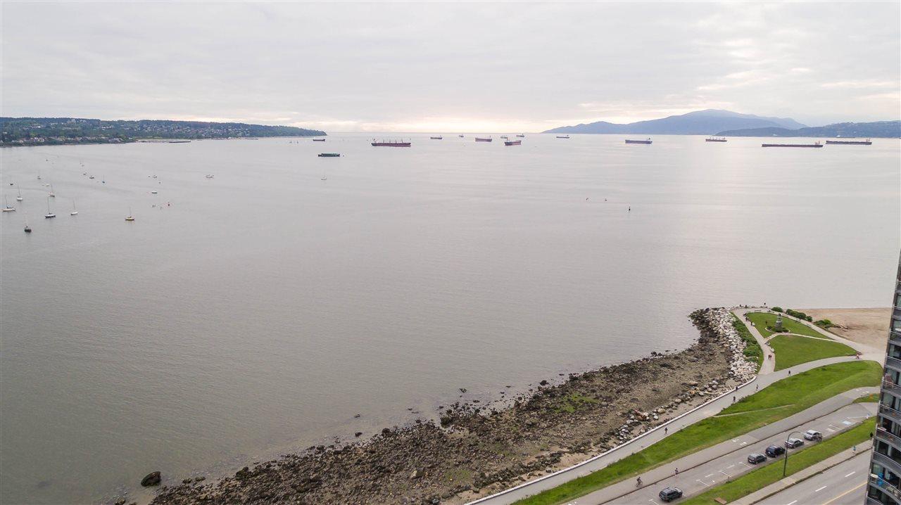 Condo Apartment at 1002 1575 BEACH AVENUE, Unit 1002, Vancouver West, British Columbia. Image 17
