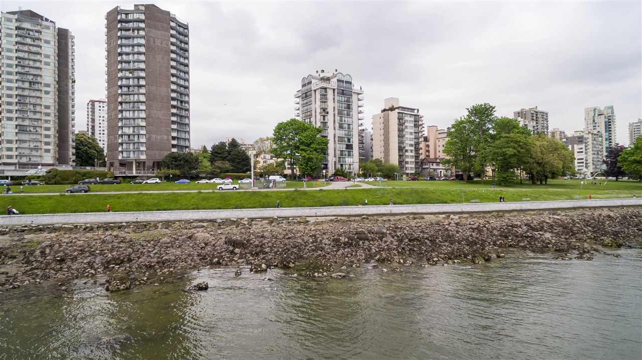 Condo Apartment at 1002 1575 BEACH AVENUE, Unit 1002, Vancouver West, British Columbia. Image 18