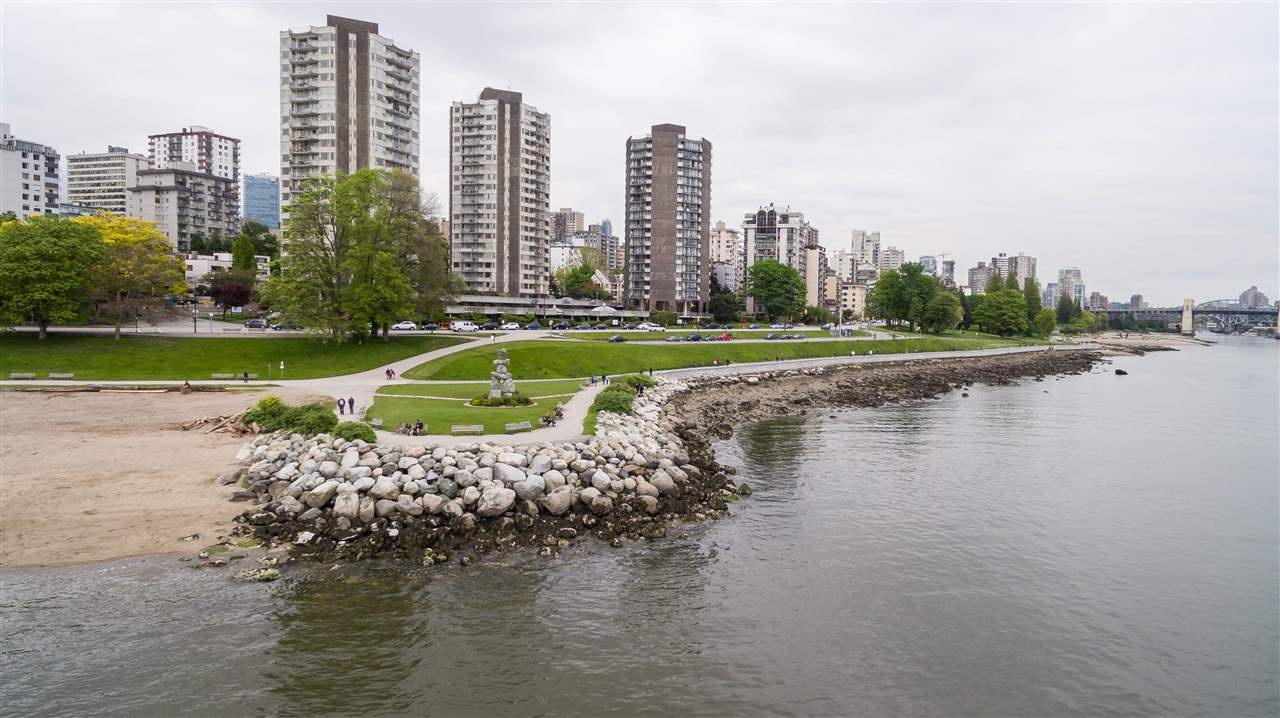 Condo Apartment at 1002 1575 BEACH AVENUE, Unit 1002, Vancouver West, British Columbia. Image 19
